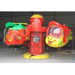 公园儿童自控飞机_开封儿童自控飞机_金山游乐设备(多图)图片