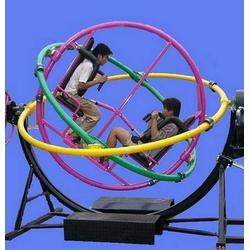 金山游艺设备(多图),怎么经营太空环、碰碰车图片