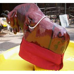 金山游乐设备(多图)|游乐设备就选新款疯狂斗牛机图片