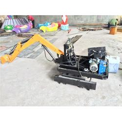 儿童挖掘机项目 儿童挖掘机 金山游乐设备图片