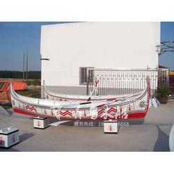 土耳其风格彩绘装饰船多少钱一条图片