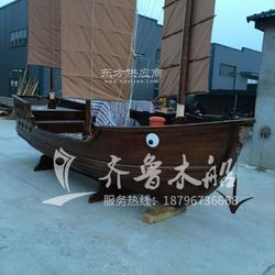 小型海盗船 海盗装饰船出售图片
