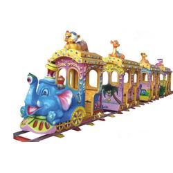 大象火车、金山游乐设备、大象火车运行速度图片