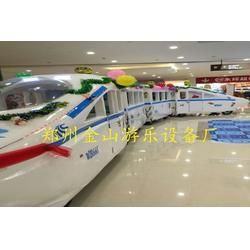 小火车、郑州金山游乐、动车小火车图片