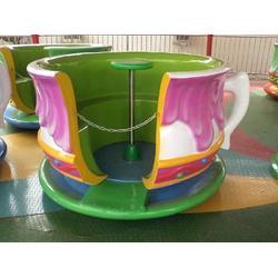 旋转咖啡杯_金山机械制造(在线咨询)_游乐园旋转咖啡杯图片