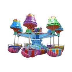 金山机械制造(图)|儿童游乐设备逍遥水母|逍遥水母图片