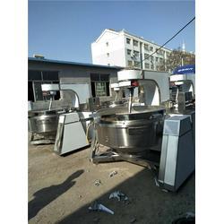 诸城天翔机械、陕西中央厨房炒菜机、中央厨房炒菜机质量保证图片
