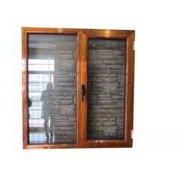 安信门窗(图)_汤阴木纹隔热断桥窗_木纹隔热断桥窗图片
