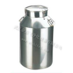 金志飞净化设备 不锈钢桶-不锈钢桶图片