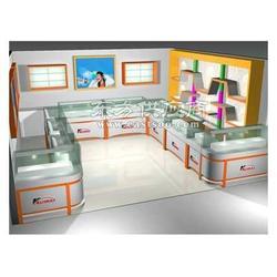 专业展柜制作公司-商场展柜定做图片