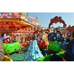 儿童游乐设备喷球车_喷球车_郑州金山游乐设备厂图片