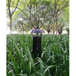 不锈钢草坪灭蚊灯、户外灭蚊器、内蒙古草坪灭蚊灯图片