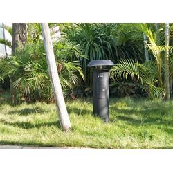 高科达仿生灭蚊灯安装-高科达小区草坪灭蚊灯照明灭蚊图片