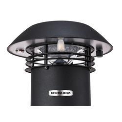 户外灭蚊灯-高科达灭蚊灯捕抓蚊虫的效果-欧凯电器图片