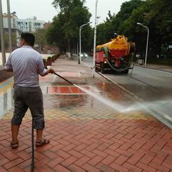 清淤_芳村区市政下水道清淤_广州管道疏通清理承包找万家乐清洁图片