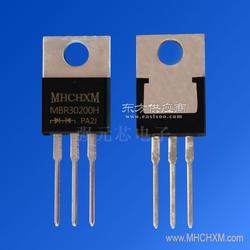 供应MHCHXM海矽美MBR30200H肖特基二极管图片