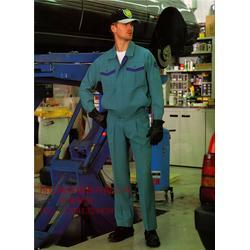 广州夏季工作服定做-广州定做服务员夏季工作服-萝岗夏季工作服图片