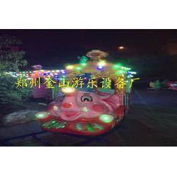 游乐大象火车、江西大象火车、郑州金山游乐设备厂图片