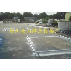 蹦极跳床,蹦极,郑州金山游乐设备厂(图)图片
