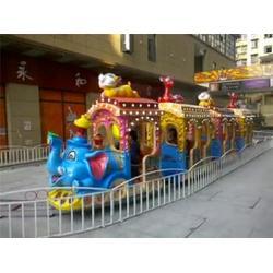 河南郑州金山游乐设备厂,轨道小火车,带轨道小火车图片