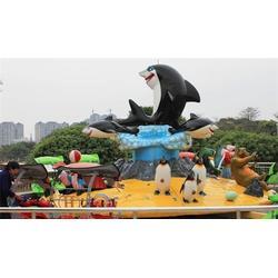 激战鲨鱼岛、激战鲨鱼岛游乐设施、郑州金山游乐设备厂图片