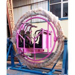 三维太空环、太空环、郑州金山游乐设备厂图片