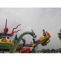 鄭州金山游樂設備廠,大章魚,大章魚廠家圖片