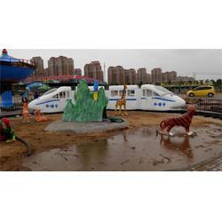 观光轨道小火车,轨道小火车,郑州金山游乐设备厂(多图)图片