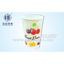 水果图案杯子热转印花膜图片