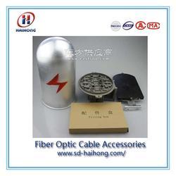 供應 二進二出鋁合金帽式光纜接頭盒廠家圖片