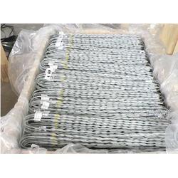 专业生产俄罗斯预绞丝耐张线夹 预绞丝悬垂线夹 光缆耐张线夹图片