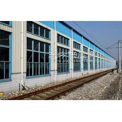 彩色涂层钢板门窗彩板门窗 彩钢门窗厂家首先佳航图片