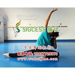 移动式舞蹈把杆 舞蹈压腿杆高度 舞蹈教室把杆高度 舞蹈操房把杆规范图片