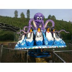 金山娱乐机械、大章鱼、游乐场大章鱼图片