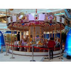 旋转木马,金山娱乐机械(已认证),旋转木马厂家图片