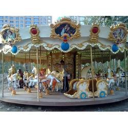 转马 金山娱乐机械 转马设备图片