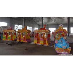 轨道火车|金山娱乐机械(认证商家)|儿童轨道火车图片