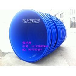 400L防腐蚀塑料腌制桶图片
