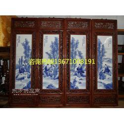 中式屏风挂件实木中式挂屏图片