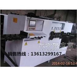 单线钢筋弯箍机,5-12钢筋调直弯箍机生产商图片