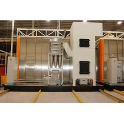 浩伟电子设备_静电喷塑设备_钢管静电喷塑设备图片