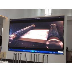 中鹰科技电子显示屏_电子显示屏p6_江岸电子显示屏图片