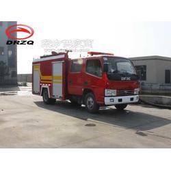 国四消防车专业改装生产图片
