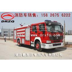15吨消防车图片