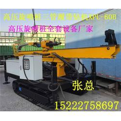 知名扩大头锚杆钻机 聚强旋喷钻机 沧州扩大头锚杆钻机图片