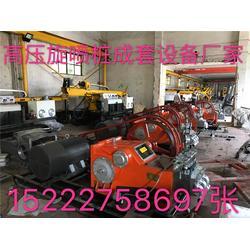 三重管旋喷钻机施工,北辰三重管旋喷钻机,聚强旋喷钻机图片