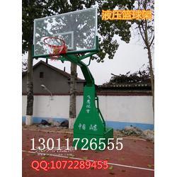 可拆装移动篮球架厂家选用精致钢材完美组合图片