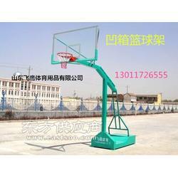 凹箱仿液压篮球架生产厂家质优价廉享受奢华图片