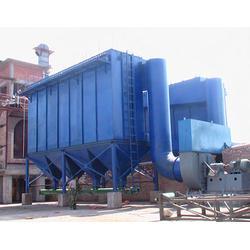 高压布袋收尘器、潍坊志信、辽宁布袋收尘器图片