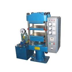 下压式平板硫化机-平板硫化机-黄河机械图片